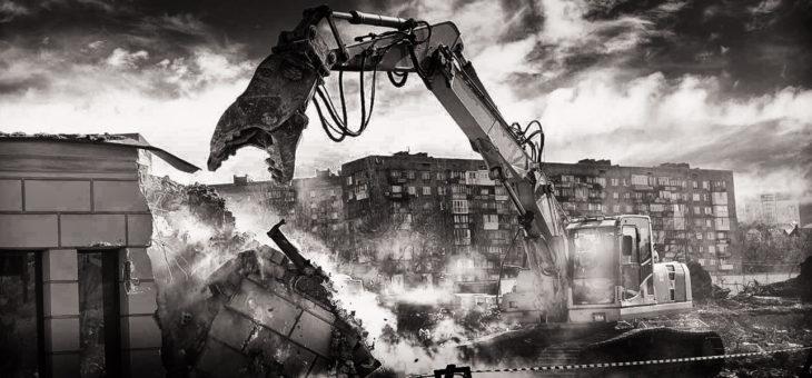 Poussières, guide de bonnes pratiques en démolition