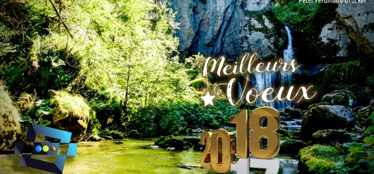 Meilleurs voeux 2018 | BR CODE